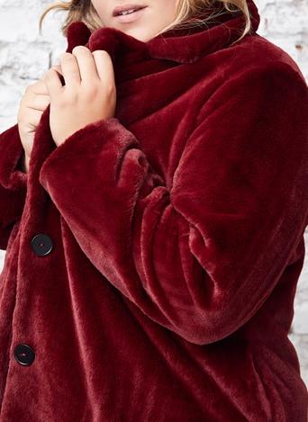 imitatievacht mantel