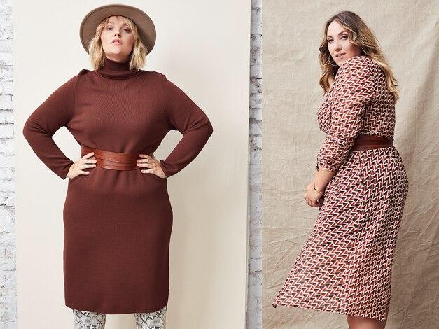 edles Kleid aus Jacquard