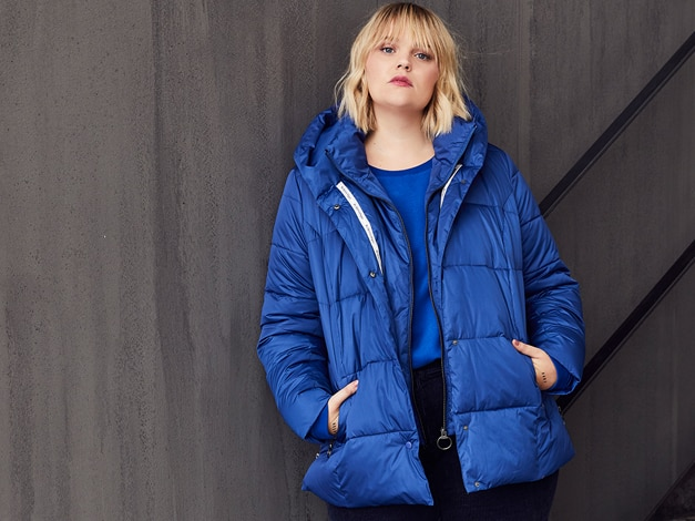 Cool quilted jacket