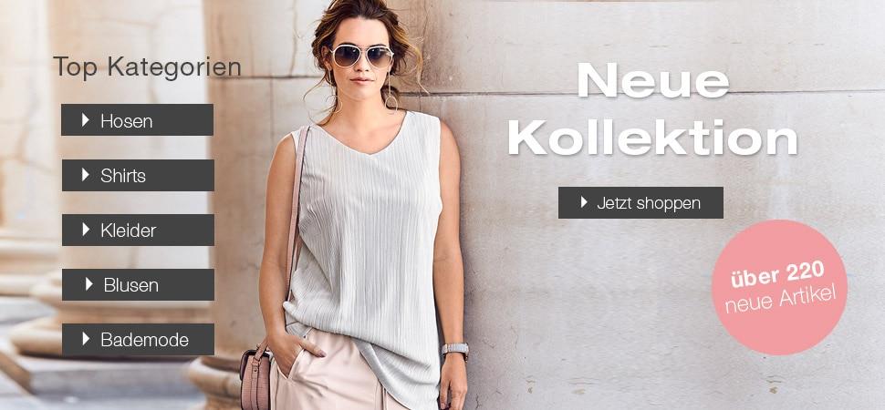 Entdecken Sie unsere neuste Kollektion von Ulla Popken