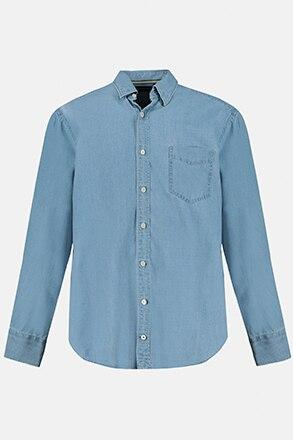 jeansoverhemd