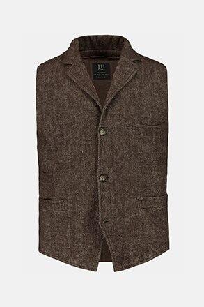 Weste aus Woll-Qualität